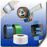 Упаковочные материалы и инструменты